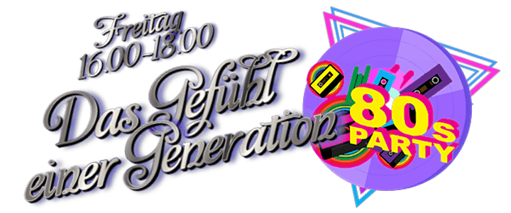 80ziger RadioShow: Bild