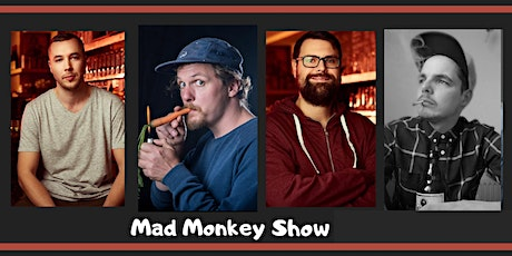 Best of Mad Monkey Comedy Show Tickets