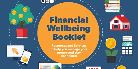 Financial Wellbeing Booklet Launch tickets