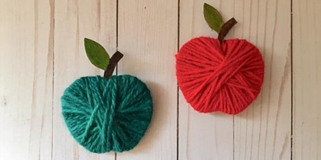 Wool flowers and fruit (Mudgee Library, ages 6-8) tickets