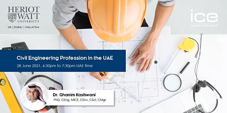 Civil Engineering Profession in the UAE tickets