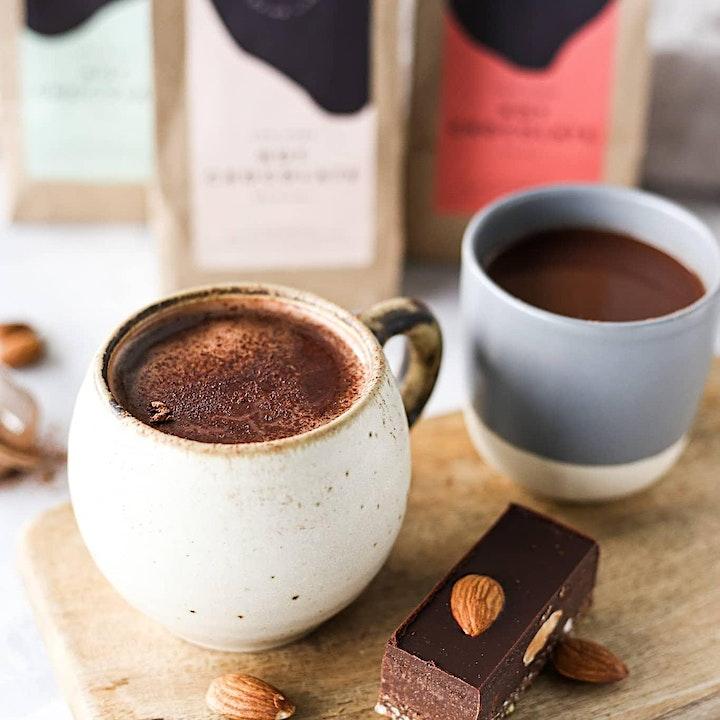 Chocolate tasting session featuring: Manuko image