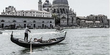 La Gondola e la tratta del legno. Dialogo con Alessandro Marzo Magno biglietti