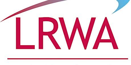 LRWA  Virtual Technical Committee meeting - 3rd November 2021 tickets