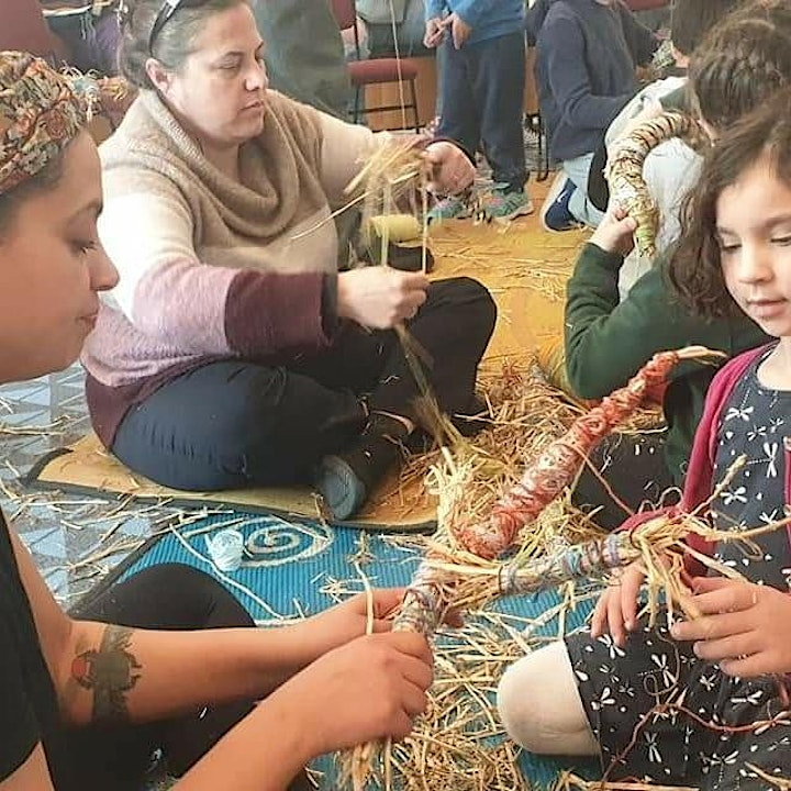 Culture on the Move - Bush Animal Weaving Workshops image