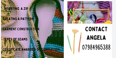 Childrens Upcycling, Sewing and Art tickets
