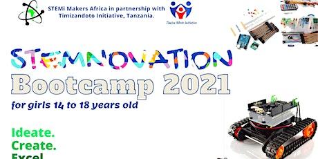 STEMNOVATION Bootcamp, 2021 tickets