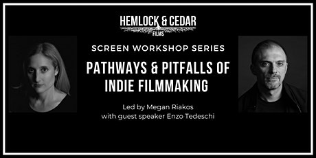 Pathways & Pitfalls of Indie Filmmaking with Megan Riakos tickets