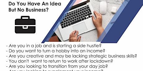 Side Hustle Workshop tickets