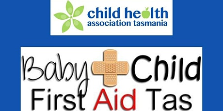 Baby and Child First Aid Tas - Kingston Library tickets