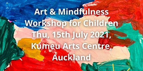 Art & Mindfulness Workshop for Children (ages 8-12) tickets
