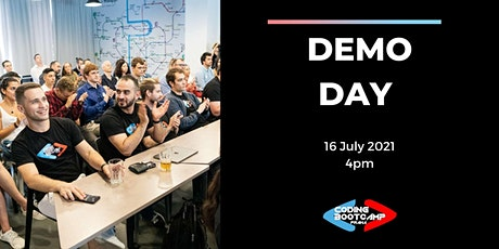 Demo Day #15 by Coding Bootcamp Praha tickets
