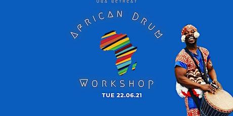 African Drum & Dance Workshop with Koffie tickets