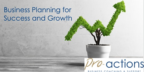 Business Planning for Success and Growth tickets