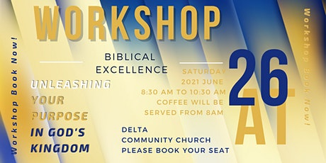 Workshop (Biblical Excellence) tickets