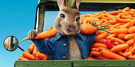 """Proiezione nuovissimo film """"Peter Rabbit 2 - Un birbante in fuga. biglietti"""