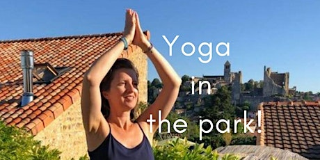 Yoga in the park on the Island between Boulogne and Issy les Moulineaux! tickets