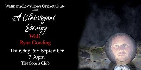 Clairvoyant Evening tickets
