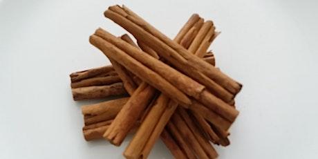 History of Ceylon Cinnamon tickets