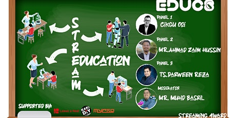 STREAMING FORWARD: MALAYSIA EDUCATION DURING A PANDEMIC AND BEYOND tickets