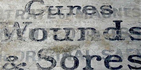 Virtual Tour - Ghostsigns – Salves and Soaps, Pills and Potions tickets