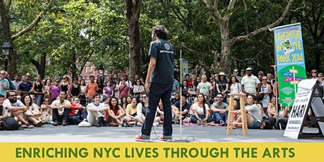 FREE-Laughter in the Park 2021- Show#2 of 4 tickets