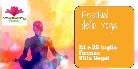 Festival dello yoga biglietti