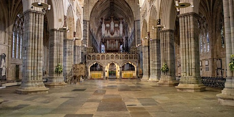 Exeter Cathedral Admission Tickets July 2021 tickets