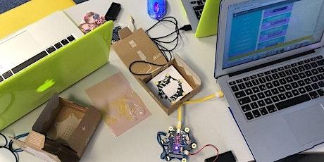 Programmieren: Reise mit dem Mikrocontroller Calliope zu den Sternen Tickets