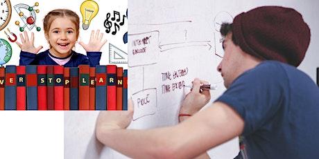 Lernstrategien - Elternwissen - Fit für die Schule - lernen mit allen Sinne Tickets