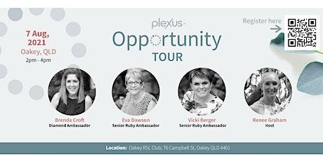 Plexus Opportunity Meeting -  Oakey tickets