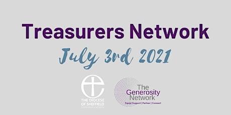 Generosity Network: Treasurers Gathering tickets