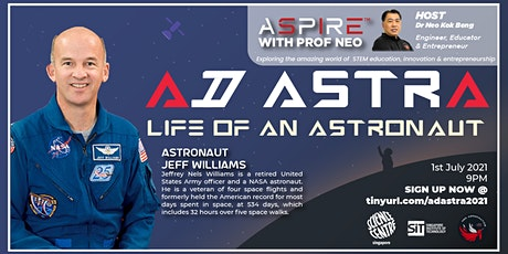 Ad Astra - Life as an Astronaut Tickets