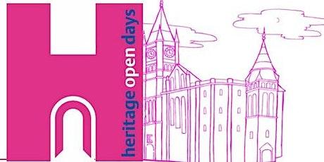 Heritage Open Days tickets