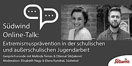 Südwind Online-Talk: Extremismusprävention Tickets