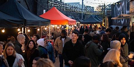Hackney Vegan Night Market tickets