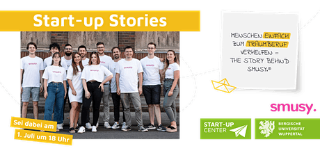 Start-up Stories – The Story behind smusy Tickets
