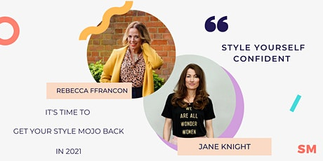 Style Yourself Confident tickets