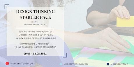 Online Programme: Design Thinking Starter Pack tickets