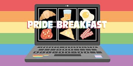 Pride Breakfast 2021 tickets