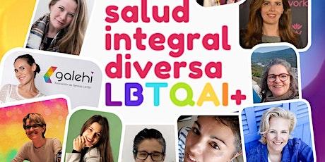 Resumen del I Congreso Online de Salud Integral Diversa LBTQAI+ entradas