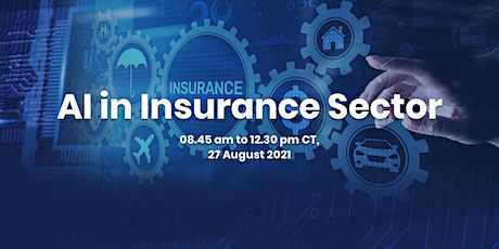 AI in Insurance Sector tickets