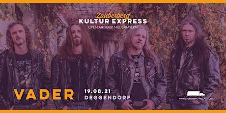 Vader • Deggendorf • Zauberberg Kultur Express Tickets