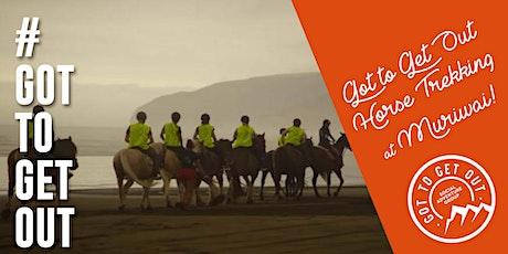 Got To Get Out Horse Club: Muriwai Beach Ride tickets