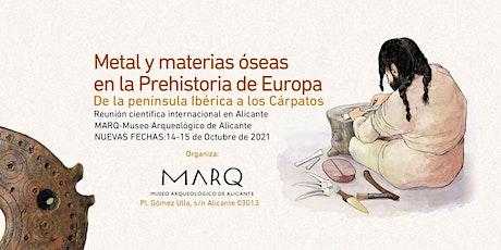 Metal y materias óseas en la Prehistoria de Europa entradas