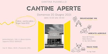 CANTINE APERTE tickets