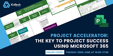 Project Accelerator: The key to project success using Microsoft 365 tickets