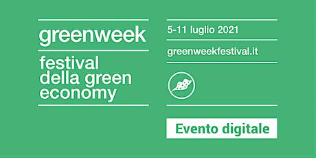 CITTÀ SEMPRE PIÙ GREEN: COME UTILIZZARE I FONDI DEL NEXT GENERATION EU biglietti
