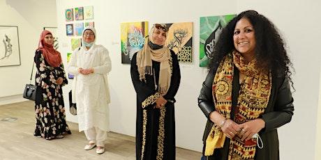Srijoni Exhibition Artists Talk + Q&A: Cultural Impact through Islamic Arts tickets