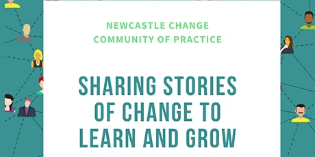 Newcastle Change Community of Practice tickets